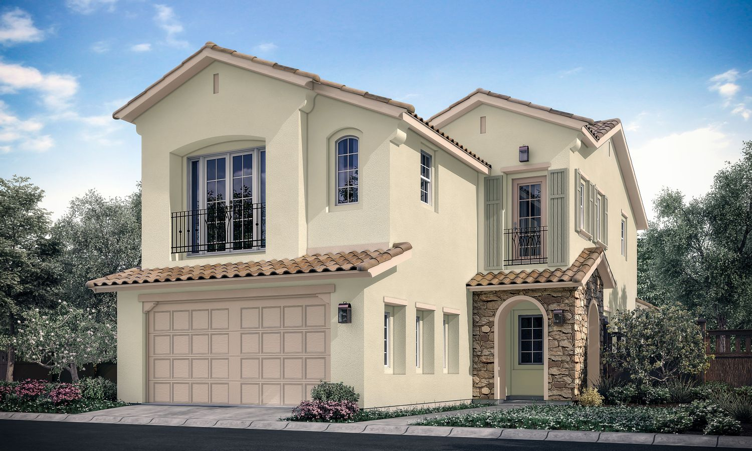 Single Family for Active at Gallery At River Ridge - Augusta - Plan A 1831 W Vineyard Ave Oxnard, California 93036 United States