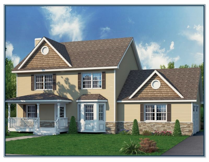 Single Family for Sale at Ashford Estates At Chester - The Whitford I Ridgefield Dr And Surise Pointe Chester, New York 10918 United States