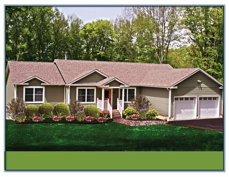 Single Family for Sale at Ashford Estates At Chester - The Berkley Ridgefield Dr And Surise Pointe Chester, New York 10918 United States