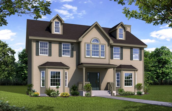 Single Family for Sale at Ashford Estates At Chester - The Charleston Ridgefield Dr And Surise Pointe Chester, New York 10918 United States