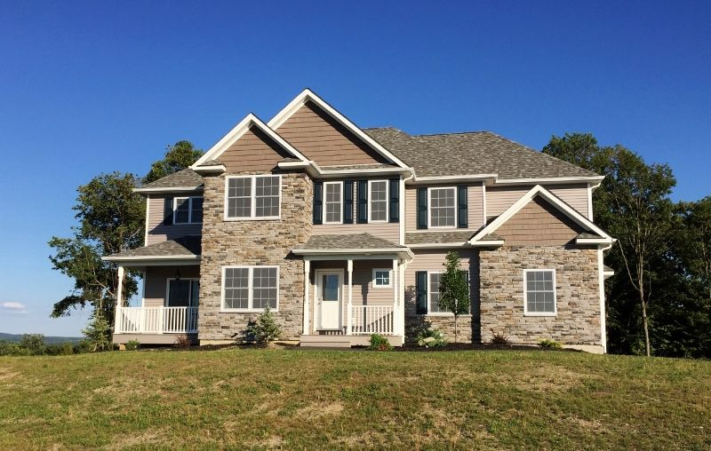 Single Family for Sale at Ashford Estates At Chester - The Shelby Ridgefield Dr And Surise Pointe Chester, New York 10918 United States