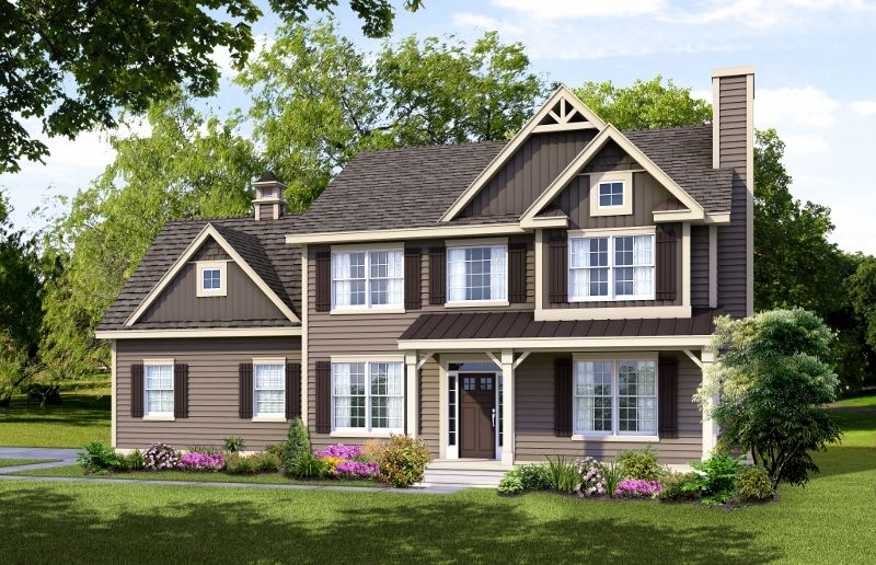 Single Family for Sale at Mountain View At Gardiner - The Sorrel New Paltz, New York 12561 United States