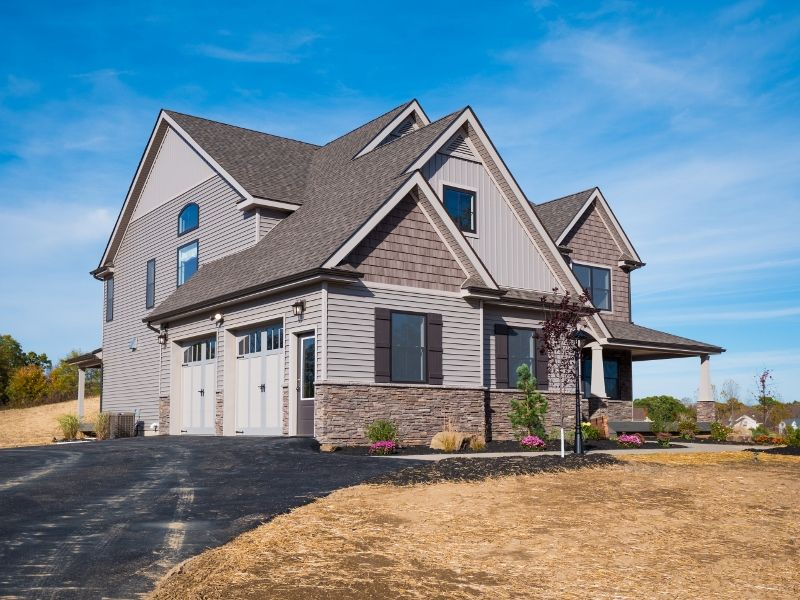 Single Family for Active at Mountain View At Gardiner - The Anemone New Paltz, New York 12561 United States