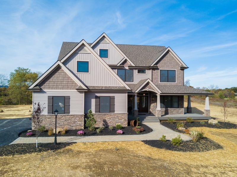 Single Family for Active at Brick Church Meadows - The Anemone Montgomery, New York 12549 United States