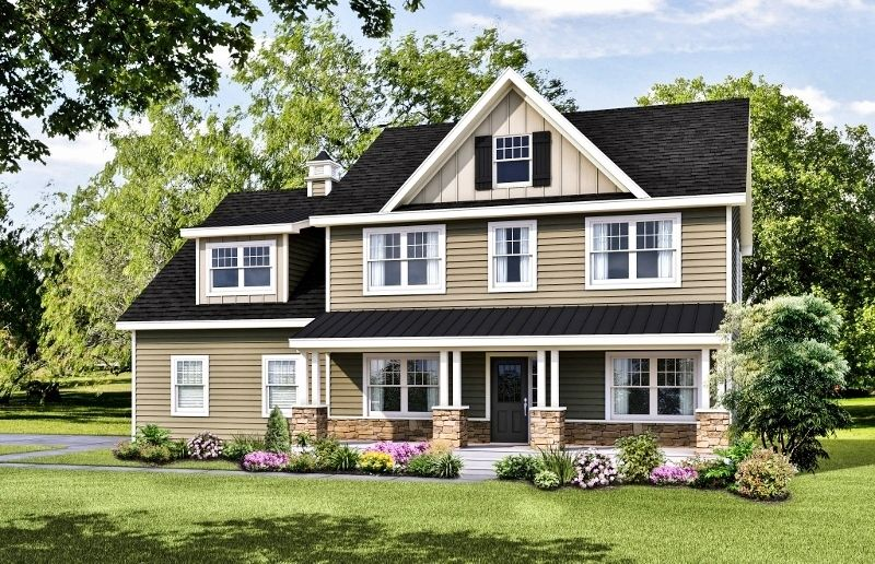 Single Family for Sale at Chesterdale Estates - The Amanda Chester, New York 10918 United States