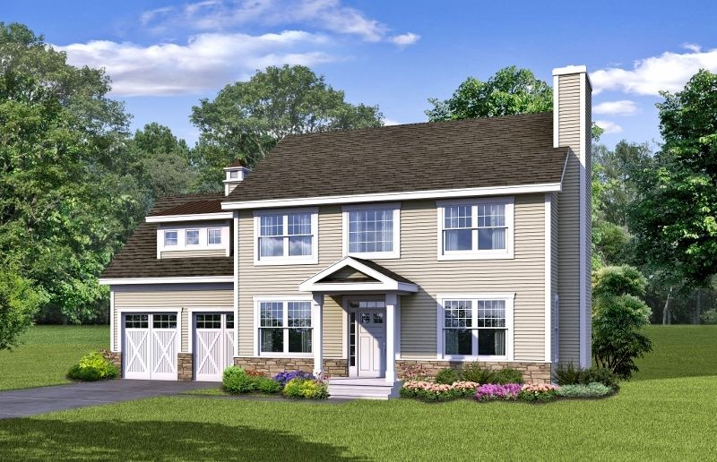 Single Family for Sale at Chesterdale Estates - The Alexa Chester, New York 10918 United States