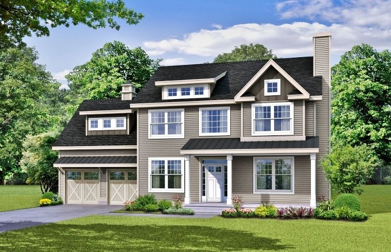 Single Family for Sale at Chesterdale Estates - The Alessia Chester, New York 10918 United States