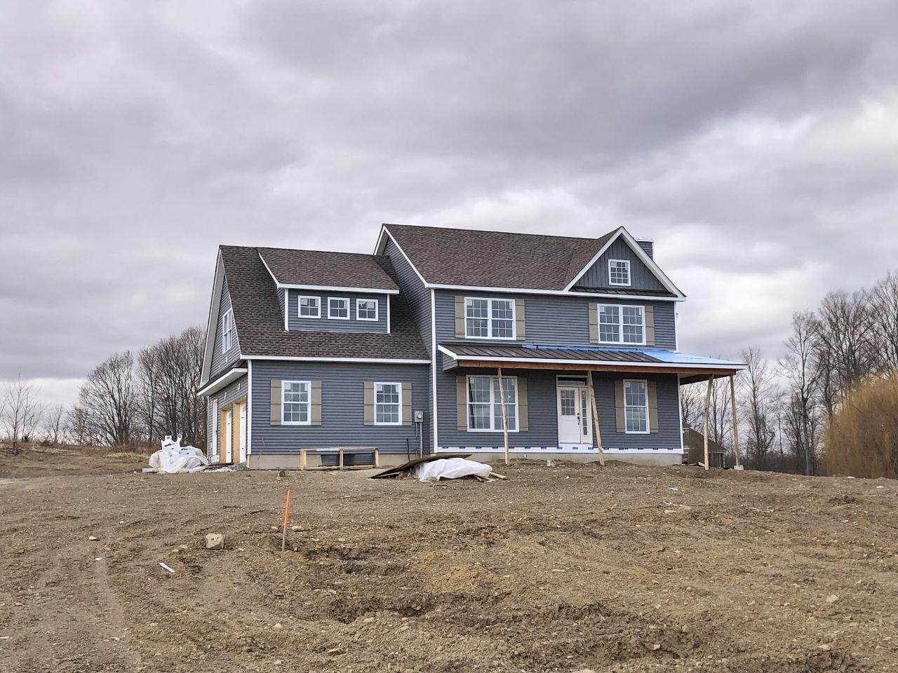 Single Family for Active at Mountain View At Gardiner - The Fennel New Paltz, New York 12561 United States