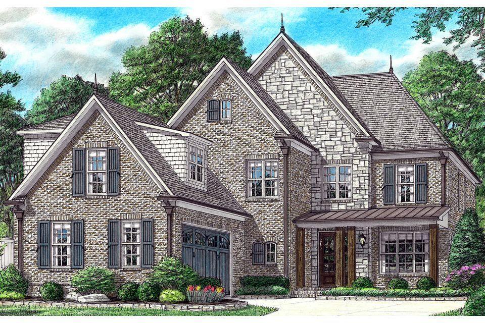 单亲家庭 为 销售 在 Chadwick - Wesley 1734 Winchester Blvd. Collierville, Tennessee 38017 United States