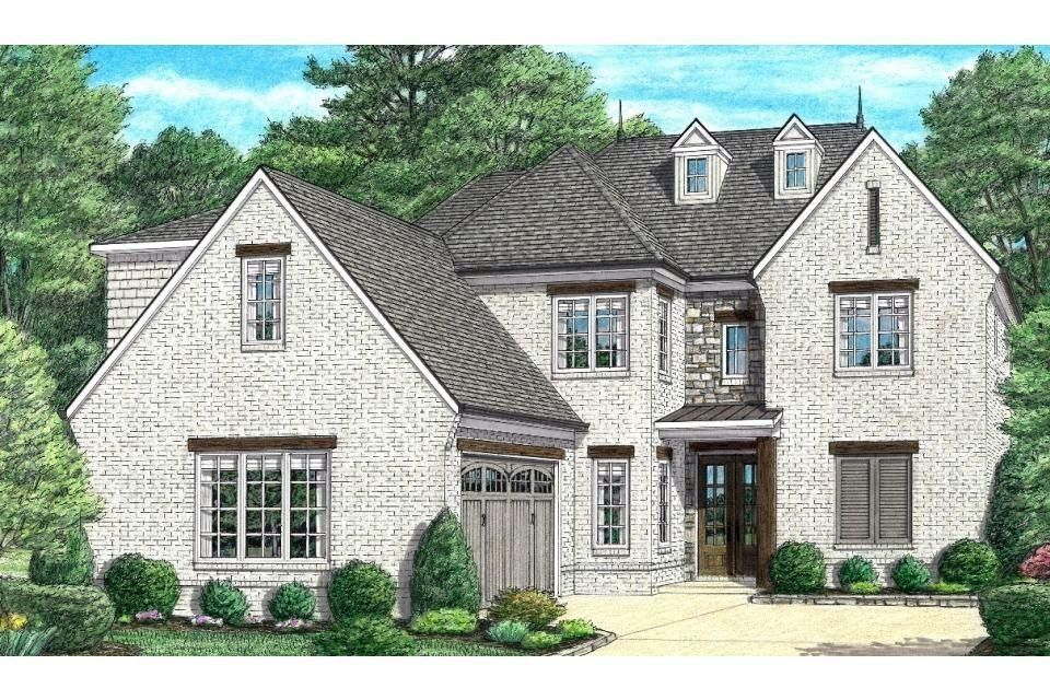 单亲家庭 为 销售 在 Parkview - Kirby 665 Covington Walk Lane South Collierville, Tennessee 38017 United States