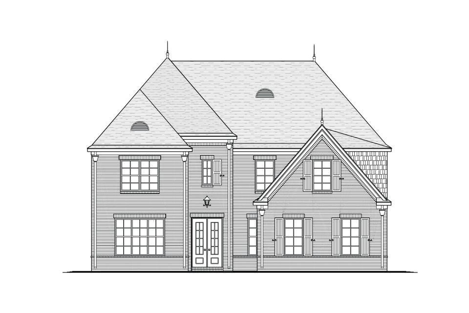 Single Family for Active at Parkview - Annesdale 665 Covington Walk Lane South Collierville, Tennessee 38017 United States