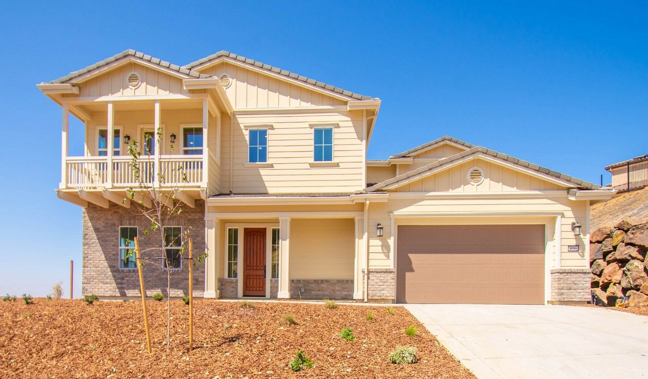 Single Family for Active at The Oaks At The Promontory - Residence 2 8014 Jura Place El Dorado Hills, California 95762 United States