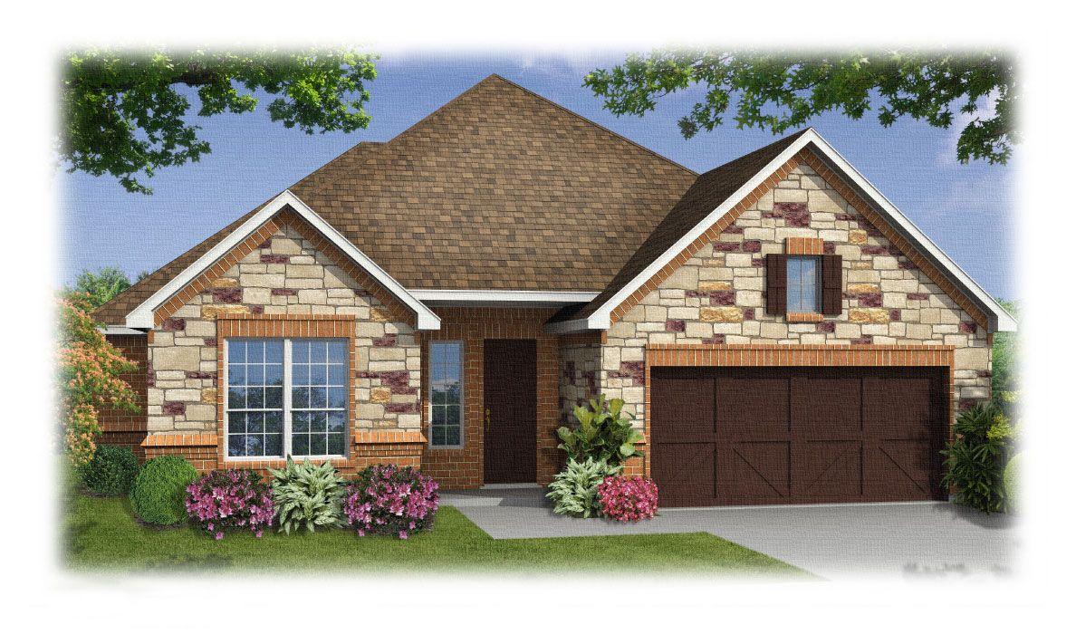 Single Family for Sale at Crescendo-100 15105 Teasley Avenue Alvarado, Texas 76009 United States