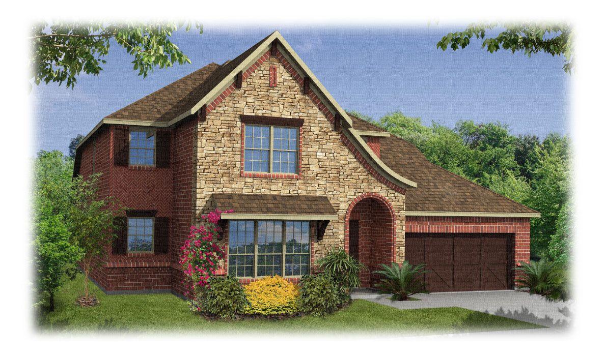 Rendition homes garden heights prelude 100 1300240 for Garden heights mansfield tx