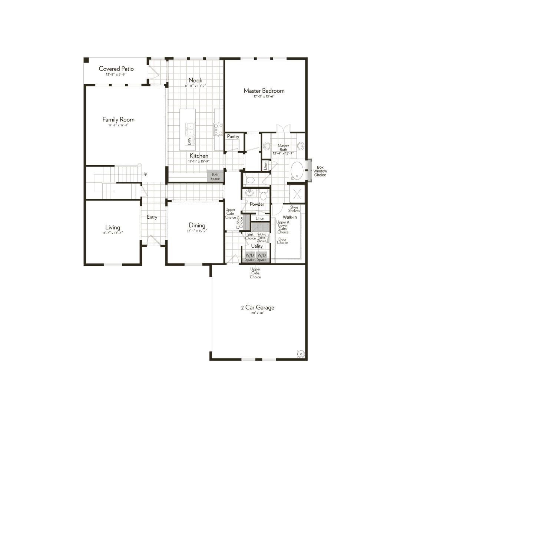 Rendition homes garden heights turca 200 1249165 for Garden heights mansfield tx