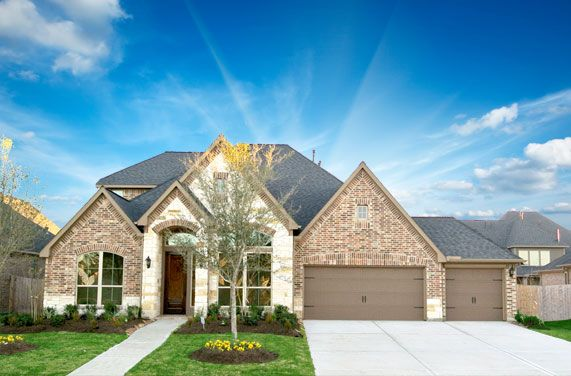 Firethorne 70 39 new homes in katy tx by ravenna homes for Firethorne builders