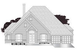 Single Family for Active at Mission Ranch - Plan 3616 1793 Blanco Bend Drive College Station, Texas 77845 United States