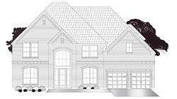 Single Family for Active at Mission Ranch - Plan 4703 1793 Blanco Bend Drive College Station, Texas 77845 United States