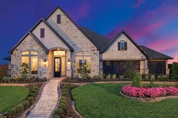 Single Family for Active at Mission Ranch - 4290 1793 Blanco Bend Drive College Station, Texas 77845 United States