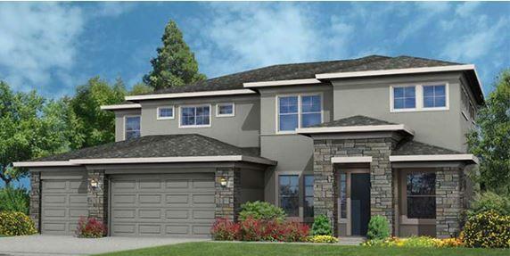 Single Family for Sale at Taylor Oaks - Plan 3:3850 8408 Taylor Oak Place Fair Oaks, California 95628 United States