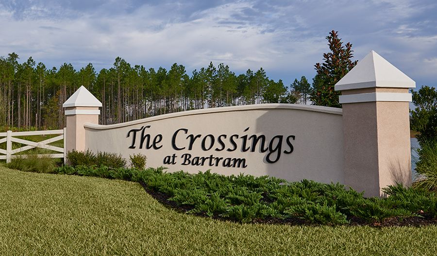 The Crossings At Bartram New Homes In Jacksonville Fl By Richmond