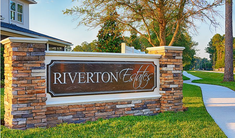 Riverton Estates New Homes In Jacksonville Fl By Richmond American Homes