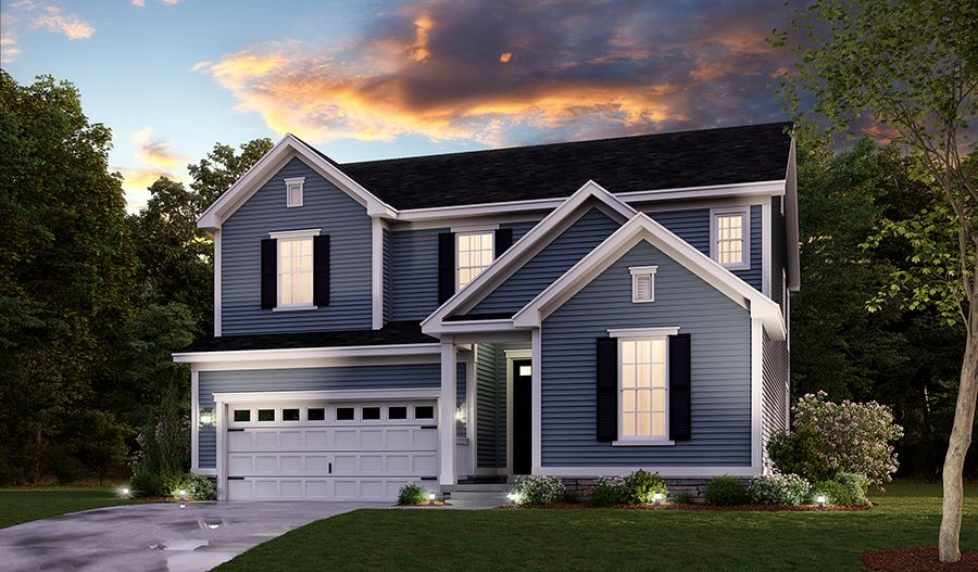 Single Family for Active at Red Run Reserve - Hopewell Red Run Boulevard & Winged Foot Drive Owings Mills, Maryland 21117 United States