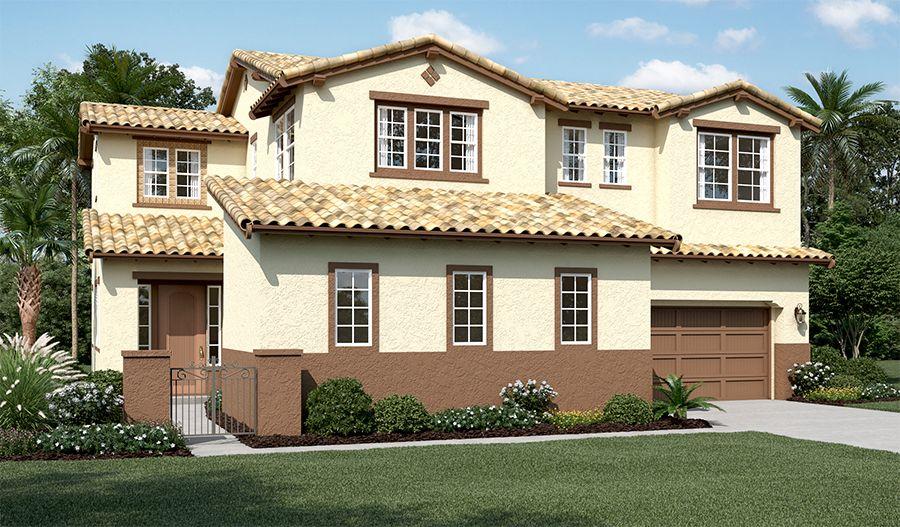 单亲家庭 为 销售 在 The Promontory At Stonebrae - Palmer 173 Sonas Drive Hayward, California 94542 United States