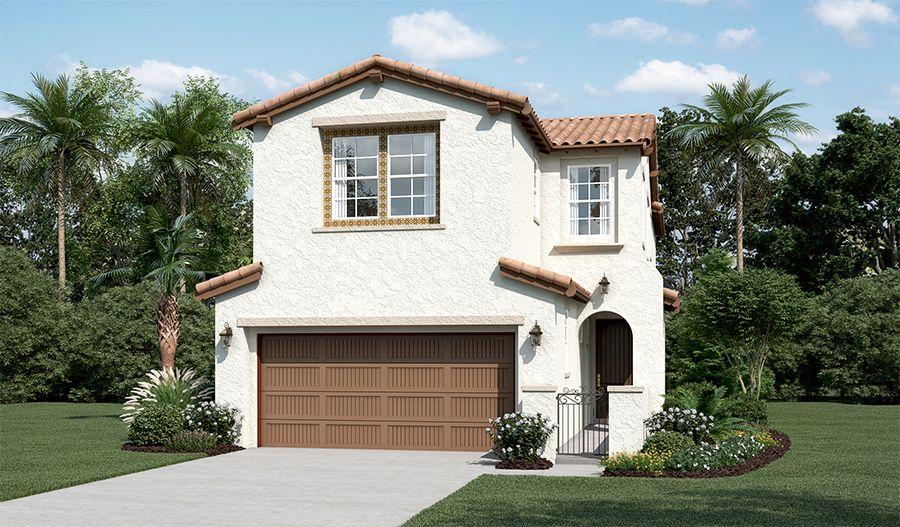 单亲家庭 为 销售 在 The Promontory At Stonebrae - Erickson 173 Sonas Drive Hayward, California 94542 United States