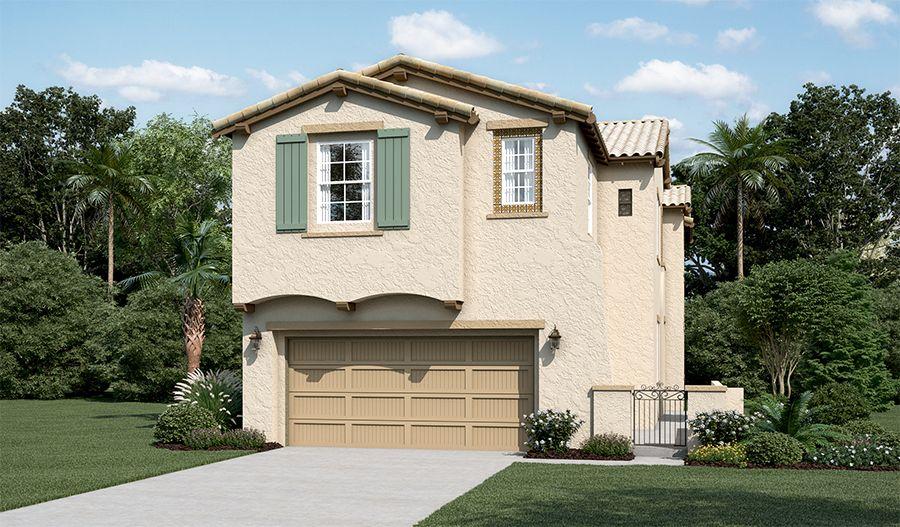 单亲家庭 为 销售 在 The Promontory At Stonebrae - Lucas 173 Sonas Drive Hayward, California 94542 United States