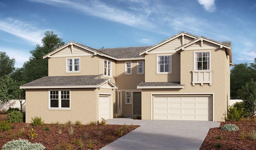 单亲家庭 为 销售 在 Piedmont At Vanden Estates - Rainey 124 Titus Way Vacaville, California 95687 United States
