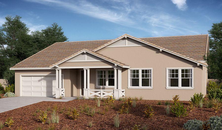 单亲家庭 为 销售 在 Piedmont At Vanden Estates - Jayla 124 Titus Way Vacaville, California 95687 United States