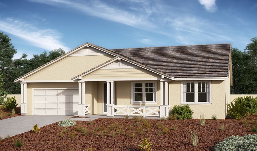 单亲家庭 为 销售 在 Piedmont At Vanden Estates - Janette 124 Titus Way Vacaville, California 95687 United States