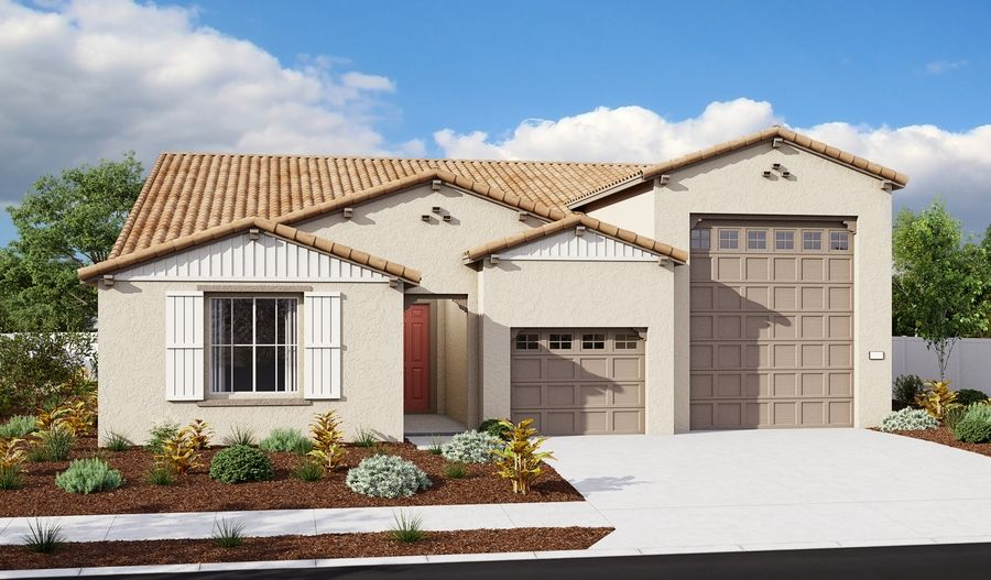 Single Family for Active at Midway Grove At Homestead - Deacon 725 Jasmine Court Dixon, California 95620 United States