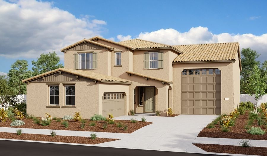 Single Family for Active at Midway Grove At Homestead - Paulson 725 Jasmine Court Dixon, California 95620 United States