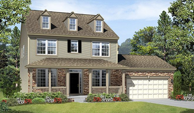Real Estate at 6100 Yeager Court, New Market in Frederick County, MD 21774