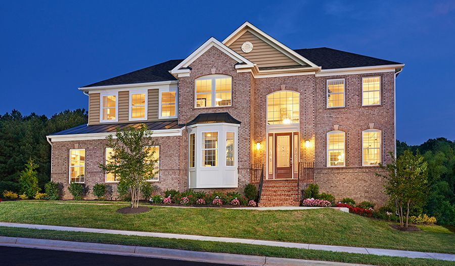 Richmond american homes aldie estates jackson 1183946 for American home builder