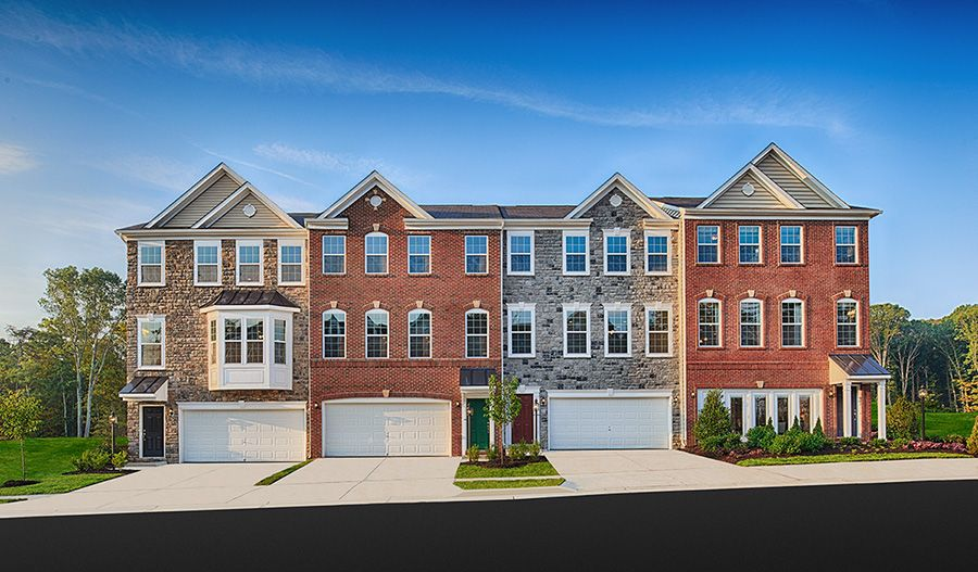 Plusieurs Familles pour l Vente à Ashburn Knolls - Kevin Shellhorn Road And Willow Breeze Square Ashburn, Virginia 20147 United States