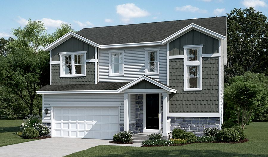 New Construction Homes In Bristow Va