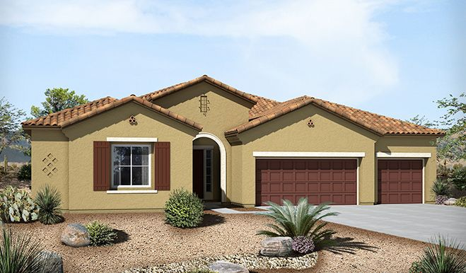 Richmond american homes verona estates holbrook 1181501 for Las vegas estates for sale
