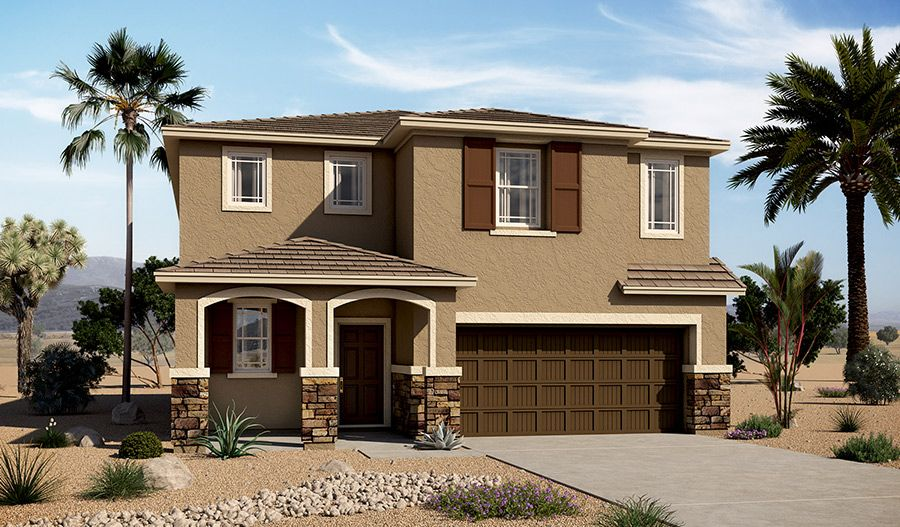 New homes in las vegas nv richmond american homes autos post for New american home las vegas