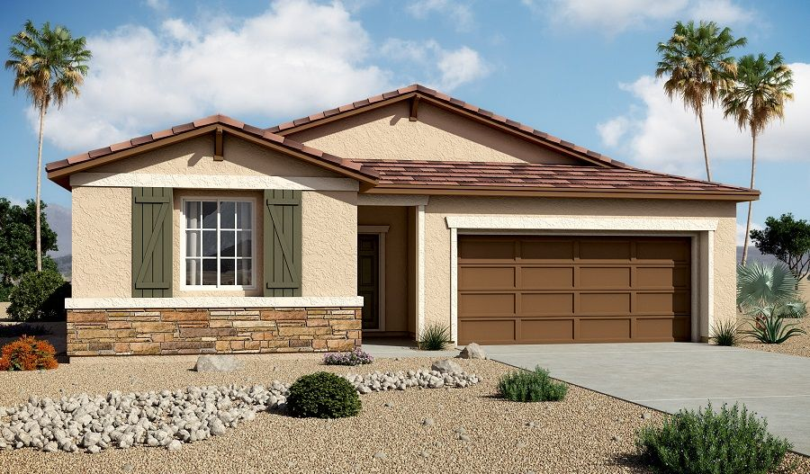 Centennial Valley New Homes In North Las Vegas Nv By