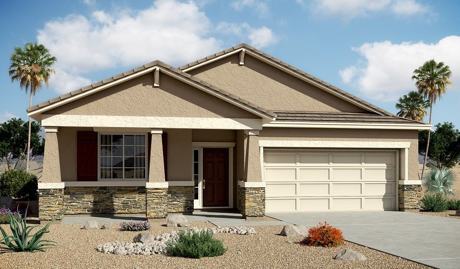 Richmond american homes centennial valley anika 1348413 for North valley homes