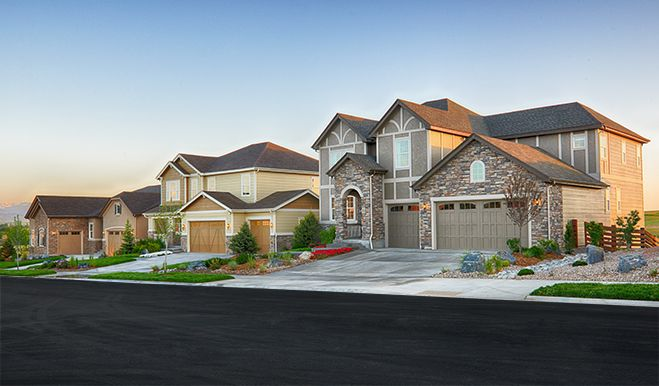 Single Family for Sale at Daley 907 Horizon Court Erie, Colorado 80516 United States
