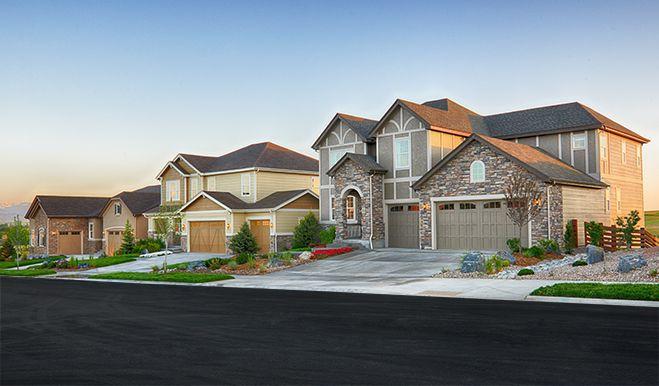 Single Family for Sale at Dillon 257 Horizon Avenue Erie, Colorado 80516 United States