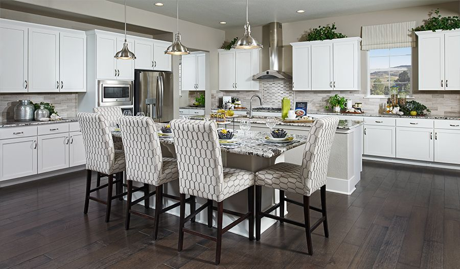 Single Family for Sale at Anthem Highlands Retreat - Dallas Highway 7 And Lowell Boulevard Broomfield, Colorado 80023 United States