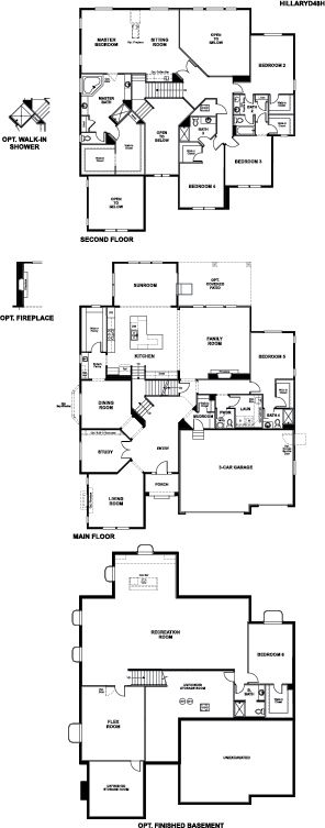 Richmond american homes the estates at blackstone country for Richmond house plan