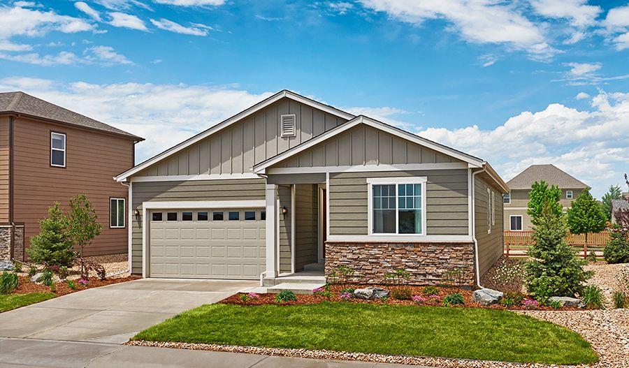 Single Family for Active at Lapis 9608 Albion Lane Thornton, Colorado 80229 United States