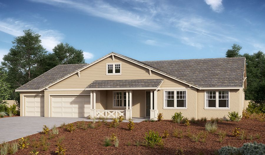 Single Family for Active at Piedmont At Vanden Estates - Henrik Titus Way And Jackson Road Vacaville, California 95687 United States