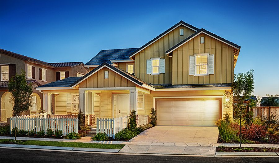 Unifamiliar por un Venta en Huntington At Mountain House - Charlene 437 W. Morgan Court Mountain House, California 95391 United States